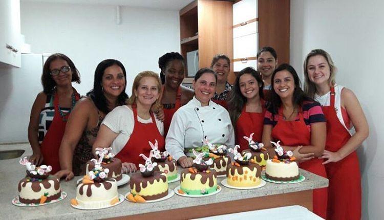 Curso De Cake Design Viseu : Cake & Art - Cursos de Cake Design - Rio de Janeiro - RJ